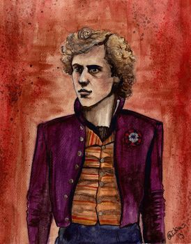 Enjolras by imaginary0