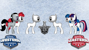 2014 NHL Conference Finals by j4lambert