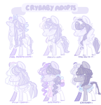 Crybaby Adopts [Closed] by pinktoys