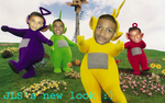 JLS or Teletubbies? You Decide by hannah-x-1994