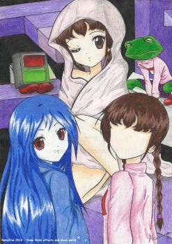 Yume Nikki Effects by RemyFive