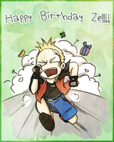 Happy B-Day Zell by LastAim
