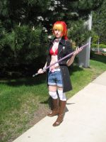 Kirigakure Shura Cosplay - 2 by Skuldier