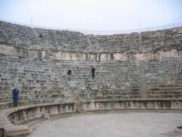 Roman Ruins 38 by 3-sisters-stock