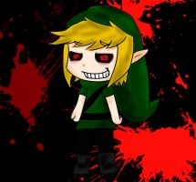 BEN Drowned CHIBI by CreepyAdventures