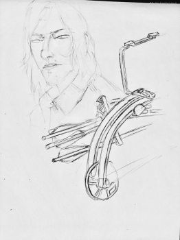 In process - Daryl by MlleChouette
