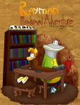 Rayman : Medieval Adventure (fanfic's cover) by Wareful