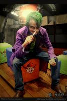 joker house by flyaguilera