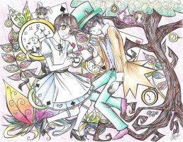 alice.meets.mad.hatter by r-ingo