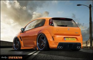 fiat punto by inferno-87