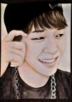 Park Jimin BTS by TheCorinna
