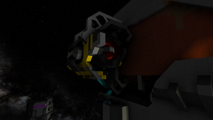 The FireBrand Stage 4: Port (Right) Engine by Dimcreaper
