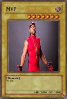 MVP Yu-Gi-Oh card by wolflver280