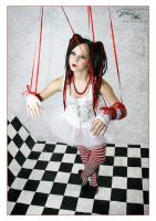 The Puppet I by VenjaPhotography