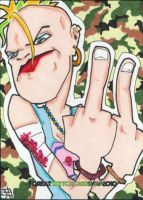 Tank Girl by 10th-letter