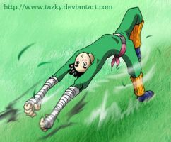 Rock Lee by tazky