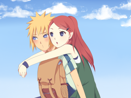 Naruto Summer's contest entry by natto-uzumaki