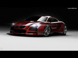 BMW CONCEPT II by KGOODNER