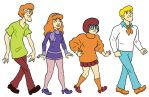 Mystery Inc. by TeamSmithy