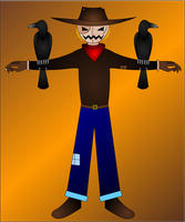 The Scarecrow by ParanoidMan