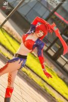 Nagi Bloody roar by Taorich