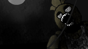 FNAF: Chicha is close by FabledHeights