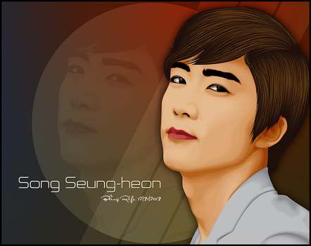 Song Seung-heon by bhingRIFE