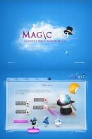 MagicNet Mini Site by faris18787
