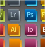 Creative Suite 5 Icons-Windows by Jamesbinorbit