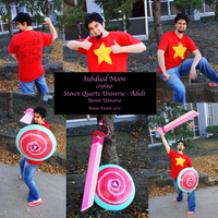 Steven Cosplay by SubduedMoon