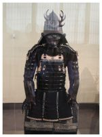Samurai Armor by Humble-Novice