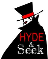 Hyde And Seek title by DustinEvans