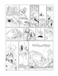 Penciled BDL page 18 by PatBoutin