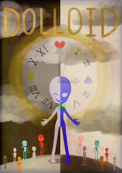 Dolloid Cover by LiveWireGoth