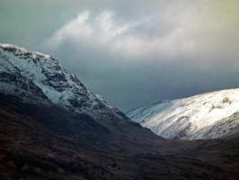 snowy tops by harrietbaxter