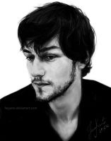 James McAvoy by Feyjane