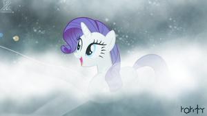 Wallpaper Rarity by InfernuZ