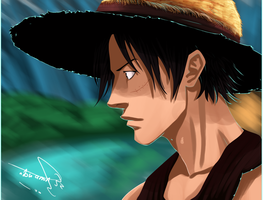 LUFFY by abuamin32