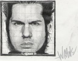 Wayne Static- signed by shad0wz0ne
