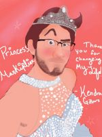Princess Mark by kex97