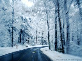 Speed and Snow by NeuroticNicholeREAL