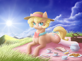 Care for a Picnic? by Novaintellus