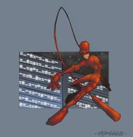 daredevil by ty colored by shalomone