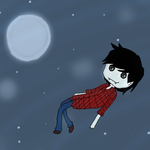 Marshall lee by eeveefan300