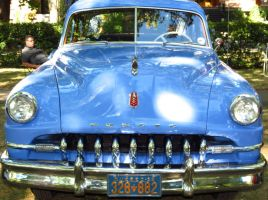 1952 DeSoto - Front View by Kitteh-Pawz