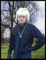 Prussia Cosplay by Hazel-Almonds