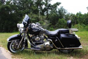 Harley Davidson Roadking 2005 by DistantVisions