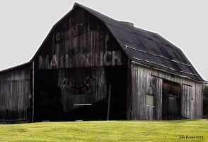 Mail Pouch Barn 2 by jmarie1210