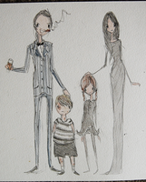 Addams Family by LL0ND0N