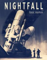 Nightfall Book Cover by Milkduster